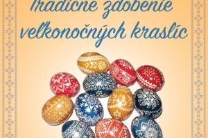 Fond na podporu umenia 2018- Tvorivé dielne s tradičnými moldavskými remeslami